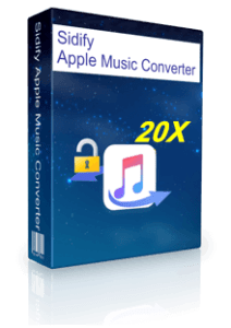 Sidify Apple Music Converter 4.1.2 Crack + License Key