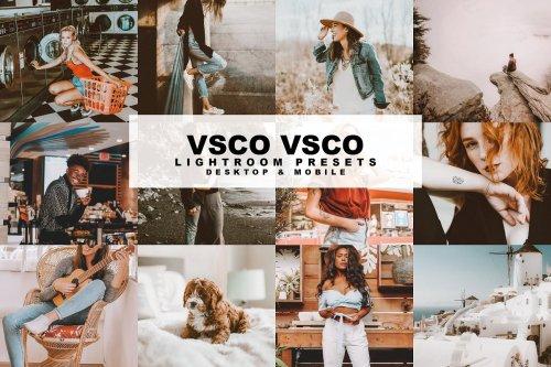VSCO Present Lightroom Crack