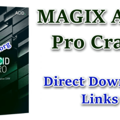 MAGIX ACID Pro Crack