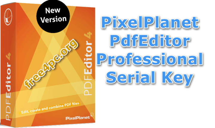 PixelPlanet PdfEditor Professional