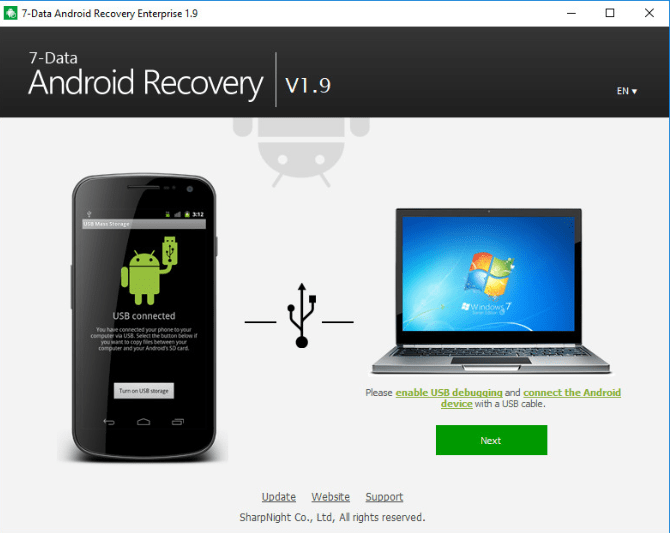 7-Data Android Recovery Enterprise Serial Key