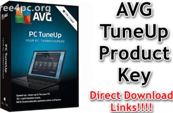 AVG TuneUp Product Key