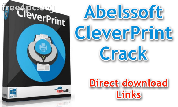Abelssoft CleverPrint Crack