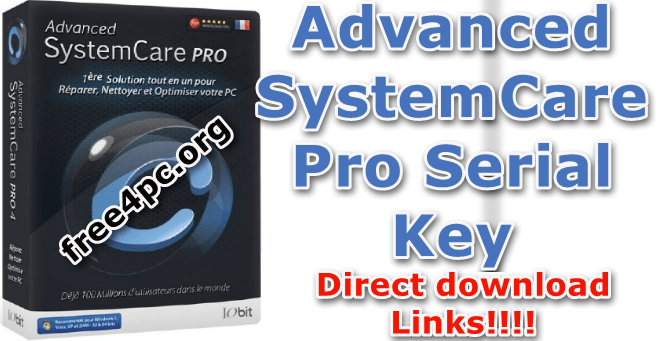 serial para activar advanced systemcare 9