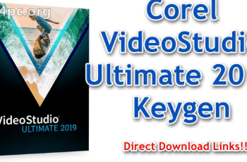 Corel VideoStudio Ultimate 2019 Keygen