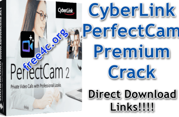 CyberLink PerfectCam Premium crack