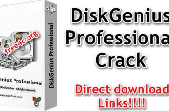 DiskGenius Professional Crack