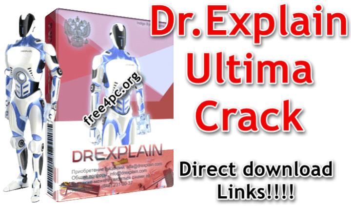 Dr.Explain Ultima Crack