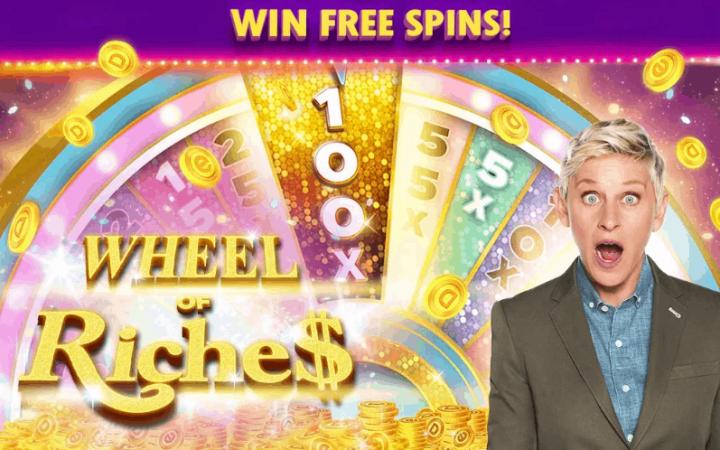 Ellen's Road to Riches Slots & Casino Slot Games v1.12.0 MOD APK