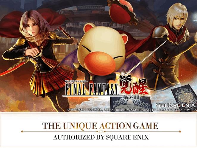 Final Fantasy Awakening SE Licensed Ver. 1.19.2 MOD APK