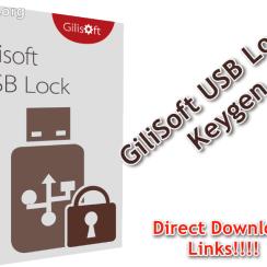 GiliSoft USB Lock Keygen