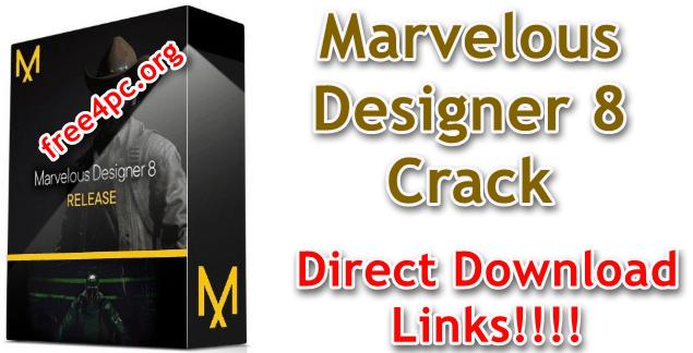 Marvelous Designer 8 Crack