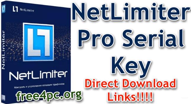 NetLimiter Pro Serial Key