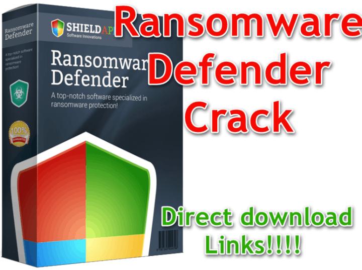Ransomware Defender Crack