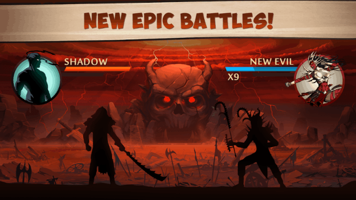 Shadow Fight 2 v2.0.4 MOD APK