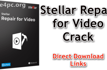 Stellar Repair for Video Crack