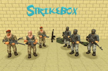 StrikeBox Sandbox&Shooter v1.1.1 MOD APK