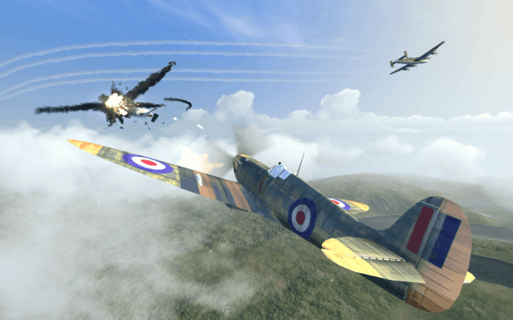 Warplanes WW2 Dogfight v1.5 MOD APK
