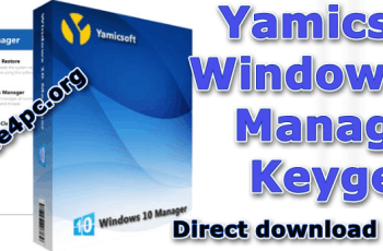 Yamicsoft Windows 10 Manager Keygen