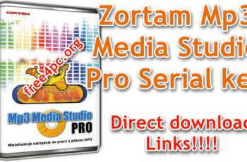 Zortam Mp3 Media Studio Pro Serial key