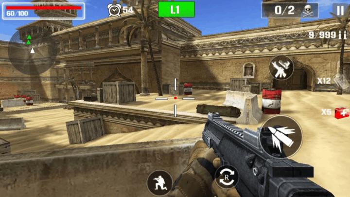 Critical Strike Shoot Fire V2 v1.7 MOD APK