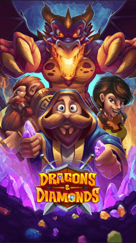 Dragons & Diamonds v1.11.2 MOD APK