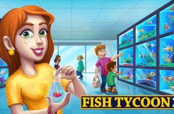 Fish Tycoon 2 Virtual Aquarium v1.10.9 MOD APK