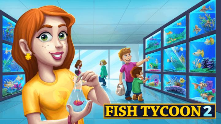Fish Tycoon 2 Virtual Aquarium v1.10.9 MOD APK