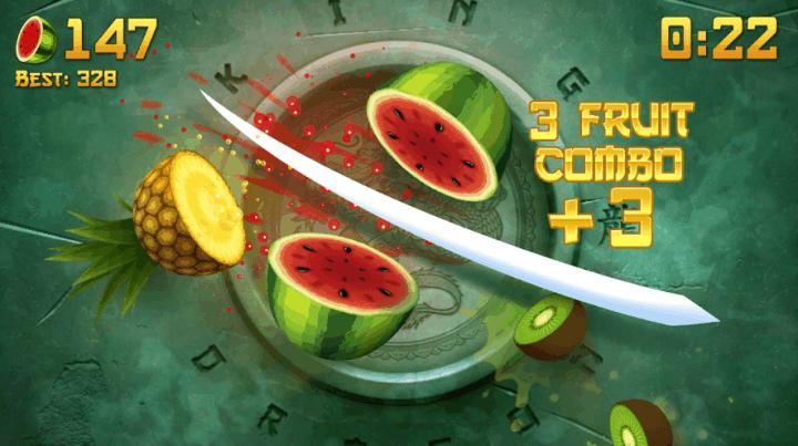 Fruit Ninja® v2.7.5 MOD APK