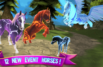 Horse Paradise - My Dream Ranch v2.00 MEGA MOD APK