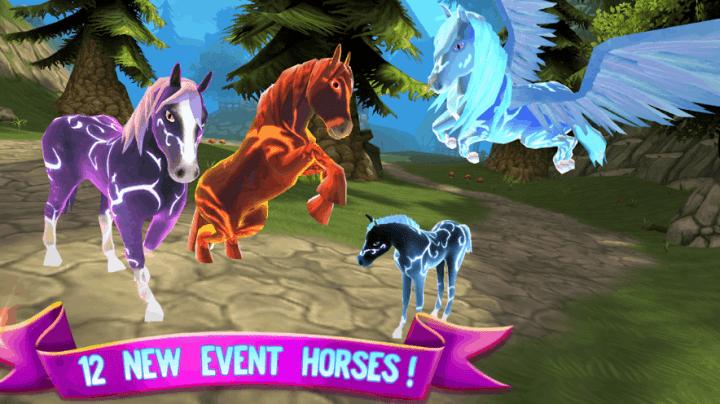 Horse Paradise - My Dream Ranch v2.00 MEGA MOD APK