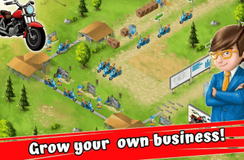 Idle Motorcycle Factory v0.2 MOD APK