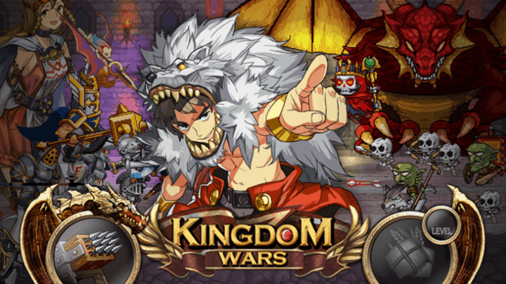 Kingdom Wars v1.4.9.5 MOD APK