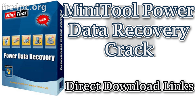 MiniTool Power Data Recovery Business Technician crack