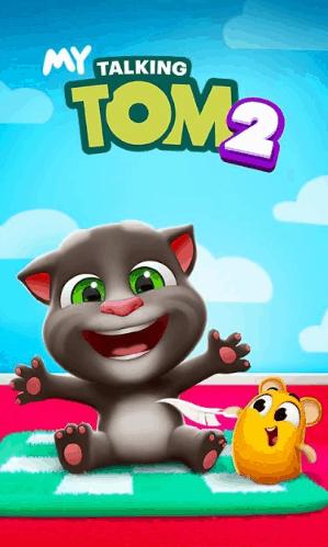My Talking Tom 2 v1.3.4.443 MOD APK