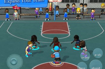 Street Basketball Association v3.1.5 MOD APK