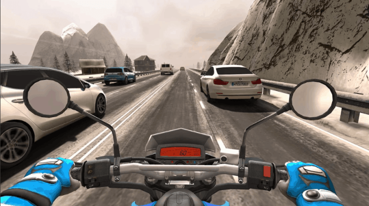 Traffic Rider Ver. 1.61 MOD APK