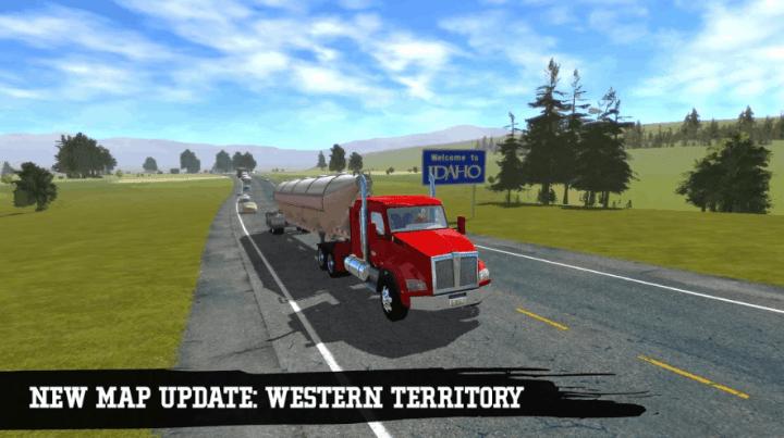 Truck Simulation 19 v1.7 MOD APK