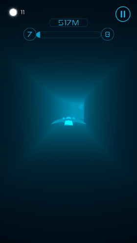 Tunnel Dive Speed Rush v1.05 MOD APK
