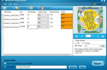 Vibosoft PDF Image Extractor Crack