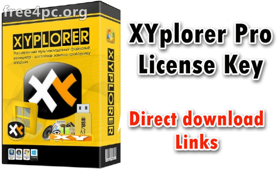 XYplorer Pro License Key
