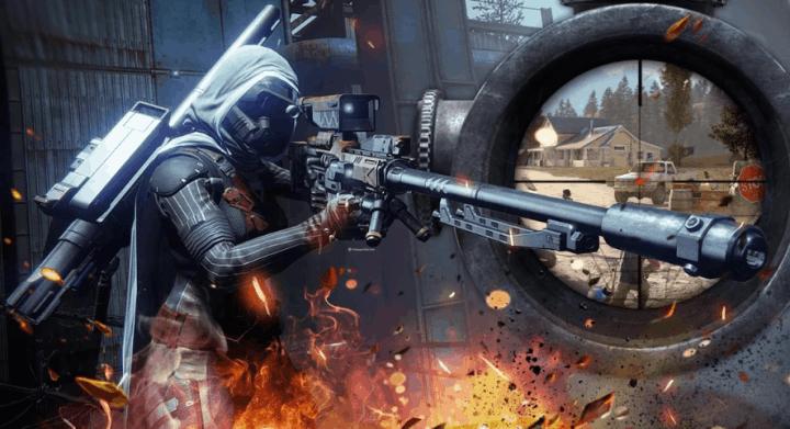 3d Sniper Action v1.0.0 MOD APK