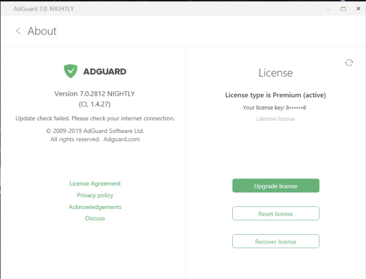 Adguard Premium 7.0.2812.0 Nightly With Crack Free Download [Lifetime License]