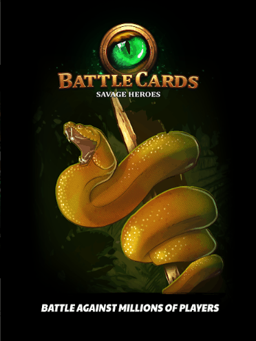 Battle Cards Savage Heroes TCG CCG Decks v1.4.15 MOD APK