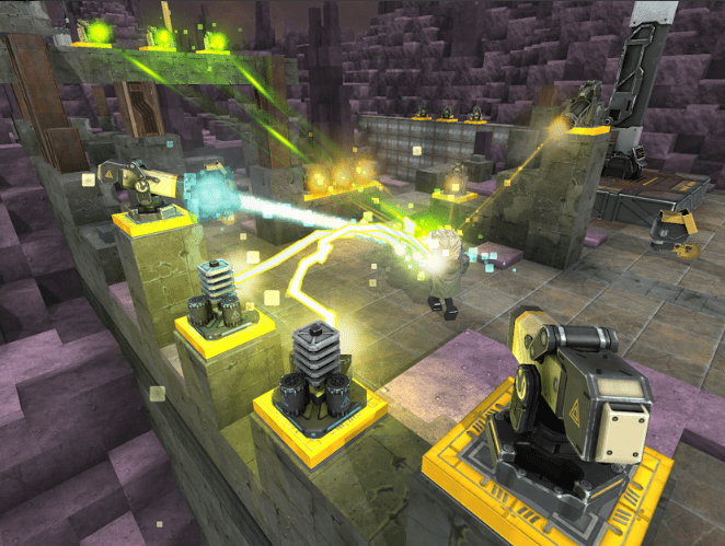 Block Fortress Empires v1.00.50.5 MOD APK