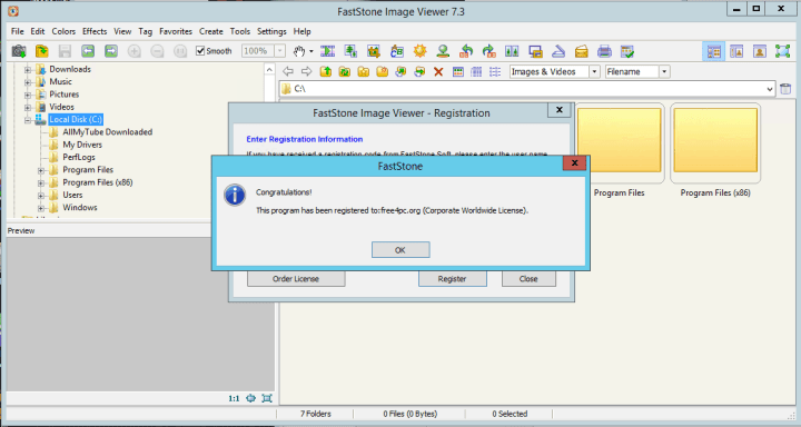 FastStone Image Viewer 7 4 Corporate With License Key [Latest]