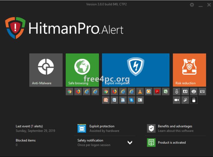 HitmanPro Key