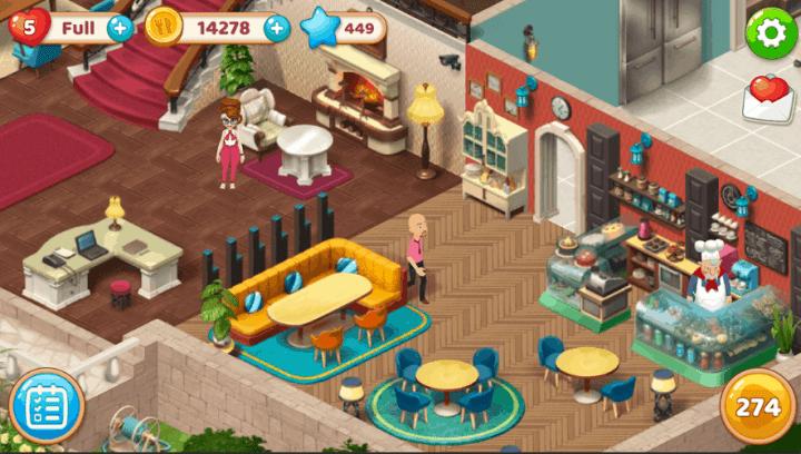 Manor Cafe v1.43.12 MOD APK