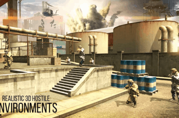 Mission Counter Attack v2.8 MOD APK