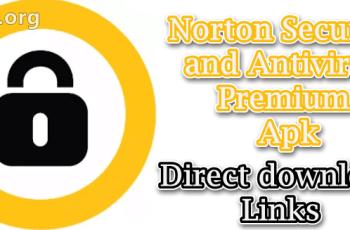 Norton Security and Antivirus Premium Apk